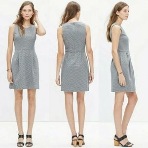 Madewell Gray Cotton Verse Dress M